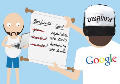 Что такое Google Disavow Tool и с чем его едят?
