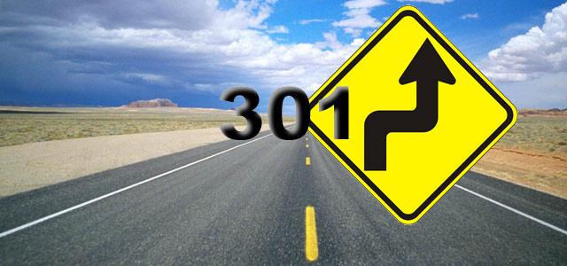 Как сделать 301 редирект?