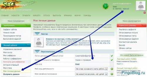 Обзор букса SeoSprint
