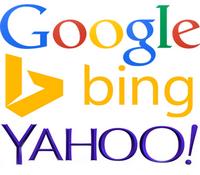 � SERP Google ������ ��������� �������� ��������, ��� � ������ Yahoo � Bing