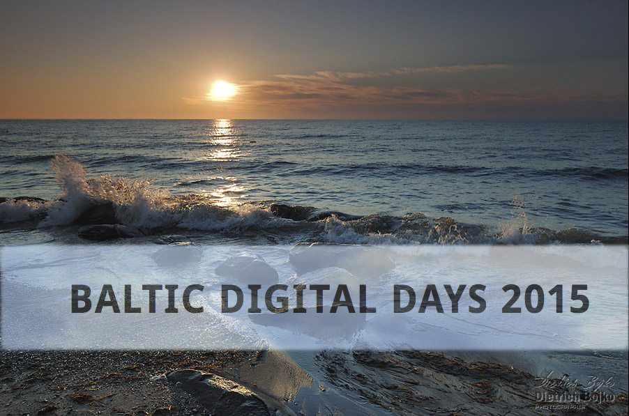 Baltic Digital Days 2015 � ��������� �����