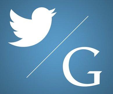 В веб-версии поиска Google появились твиты: теперь – официально