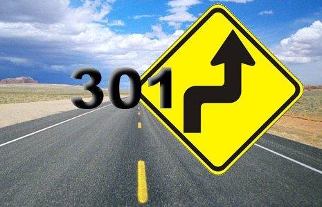 Google рекомендует не менять настройки 301 редиректов, как минимум, на протяжении года