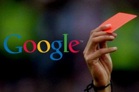 Google грозится строже наказывать сайты, нарушающие рекомендации для веб-мастеров не в первый раз