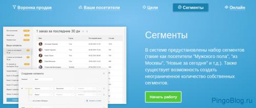 Сервис веб-аналитики inTarget расскажет всё о посещениях сайта пользователями ВКонтакте