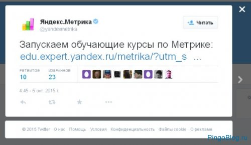 Яндекс научит новичков работать с Метрикой на курсах