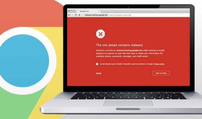 Google запустил новый отчёт безопасный просмотр: статус сайта