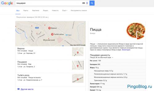 Советы от Google: как продвинуть страницу компании в локальной выдаче