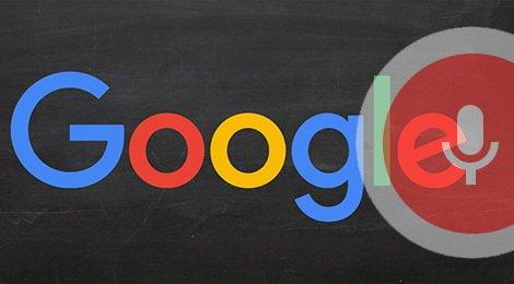 Результаты голосового поиска Google ничем не отличаются от традиционной выдачи