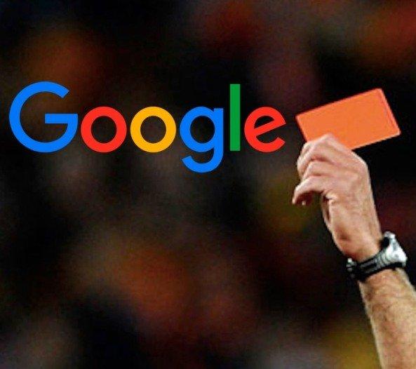 Google: информация о том, что сайт восстановился после ручных санкций будет доступна в Search Console