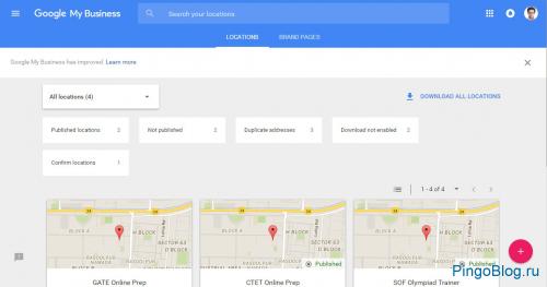 Google обновил интерфейс сервиса мой бизнес и запустил подтверждение филиалов через видеозвонок