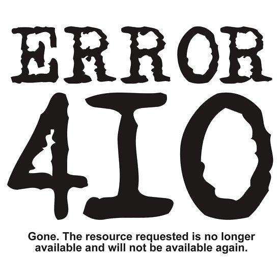 Google не против применения кода 410