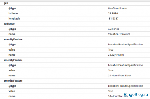 Инструмент проверки микроразметки от Google теперь распознаёт Schema 3.1