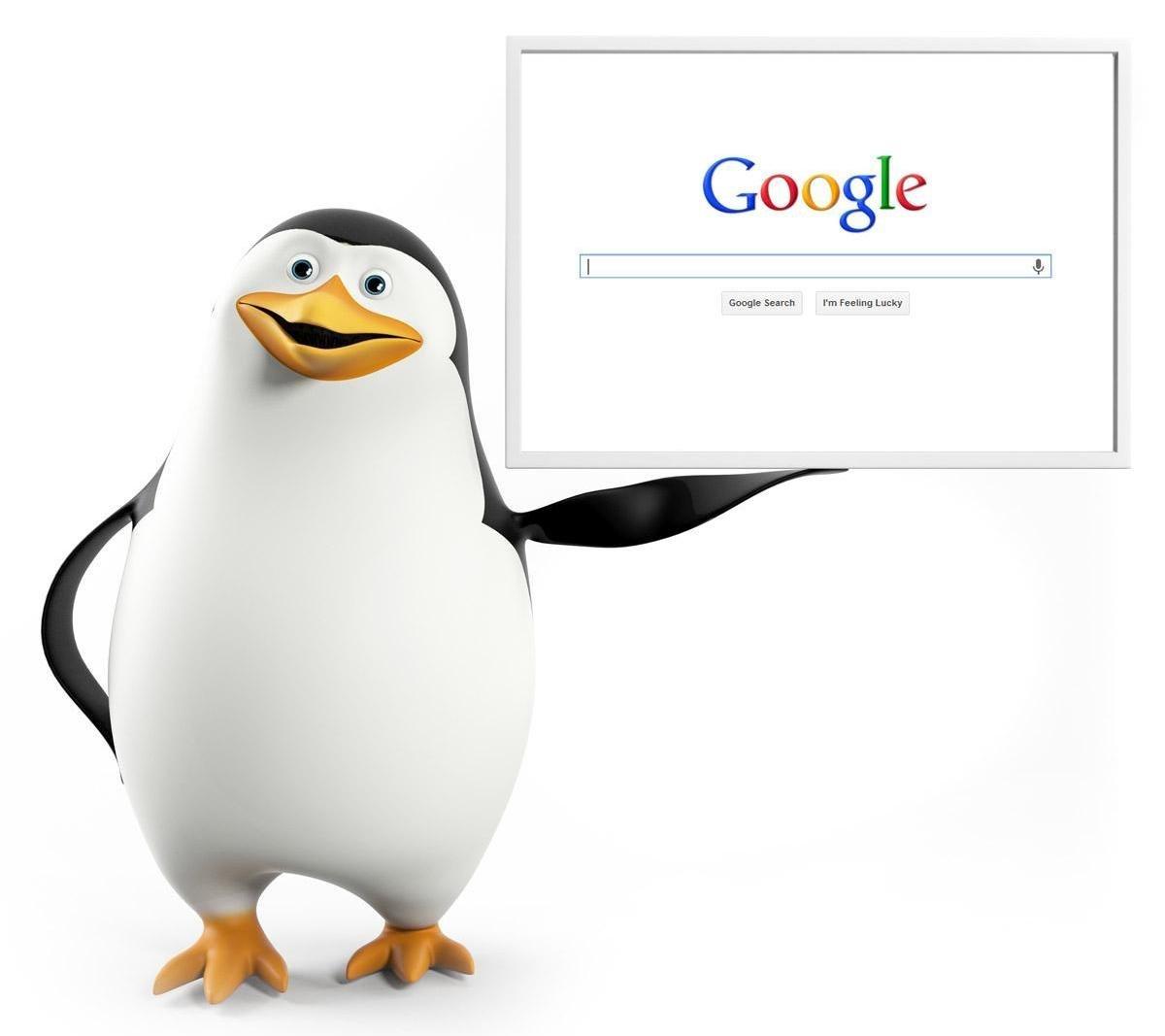 Запуск Penguin 4.0 от Google наконец-то стартовал