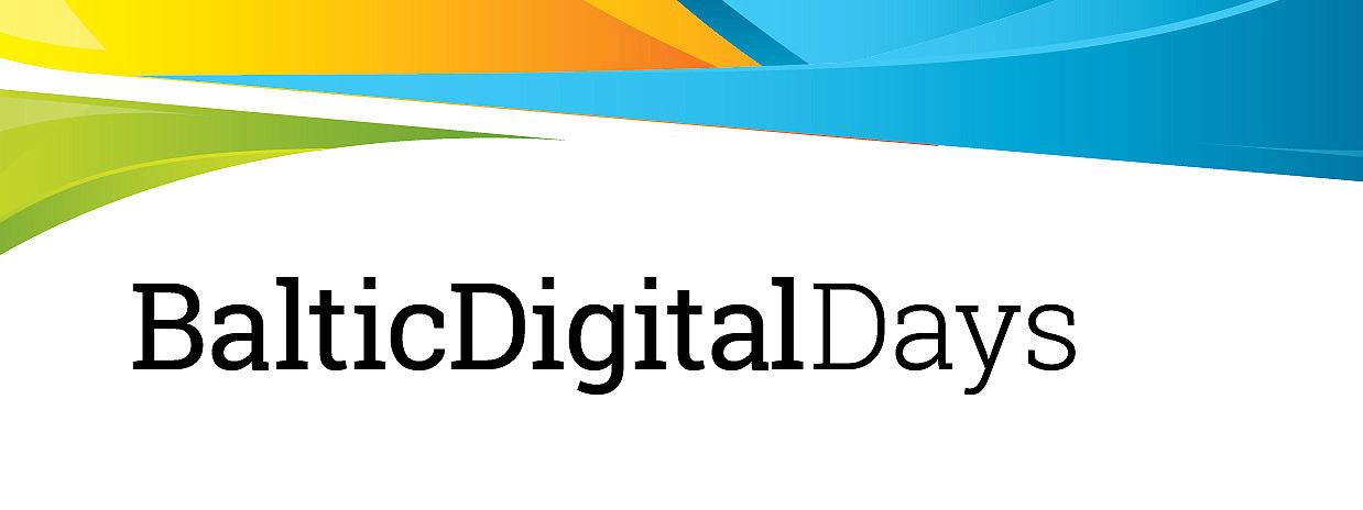 Юбилейная конференция Baltic Digital Days: регистрация открыта!