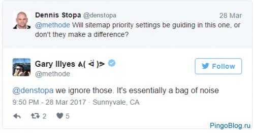 Google призывает упрощать XML-файлы Sitemap
